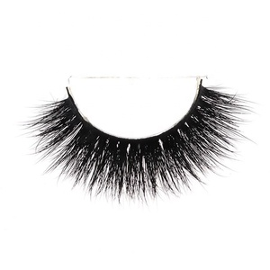 individual beauty 3d private label mink eyelashes