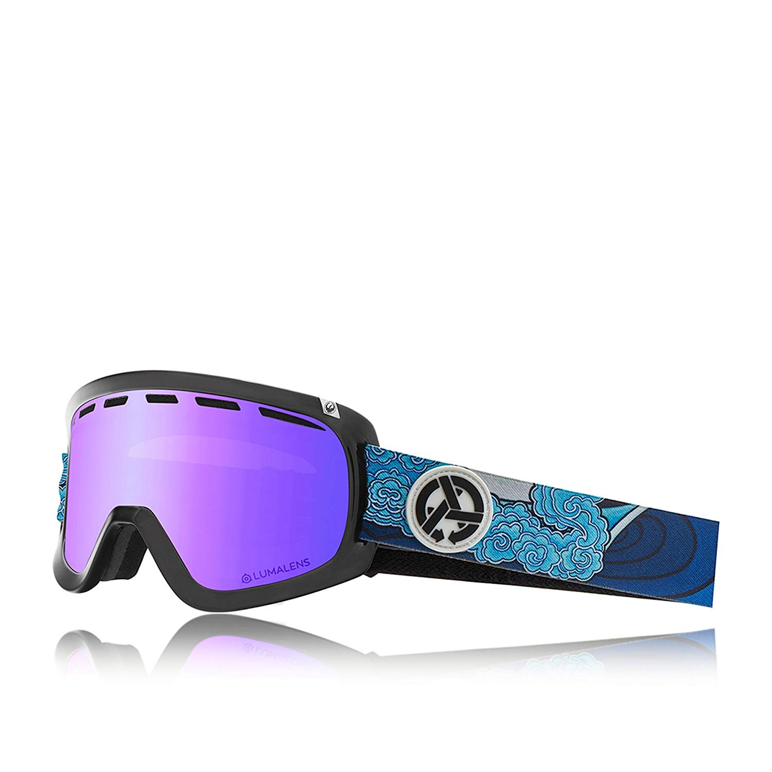 Dragon Alliance MDX All Weather Blue Ion Lens with Out Post One Size