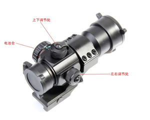 Beantlee M3 compact swfa holographic sighte scopes for wholesale
