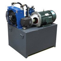 Hydraulic power pack hydraulic pump unit 100L-5HP-PV2R1 40L-2HP-VP20 100L-5HP-VP40 3HP2.2KW 3-PHASE AEEH-100L with low price