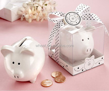Mini cerâmica Piggy Bank
