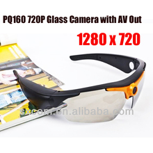 HD Glass Camera with PC Camera Function Hidden Digital Video Recorder
