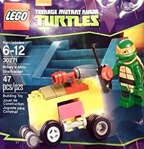 Incredible Buy Lego Teenage Mutant Ninja Turtles Set 30271 Mikeys Mini Ibusinesslaw Wood Chair Design Ideas Ibusinesslaworg