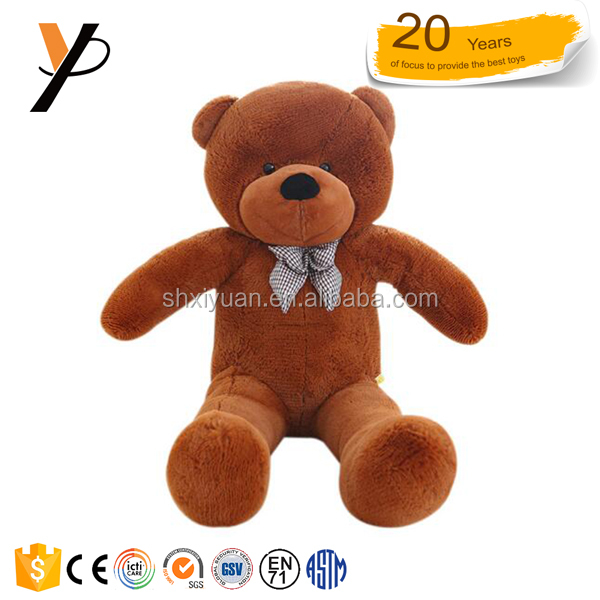 Big bear 300cm colorful teddy bear plush toy wholesale for kids