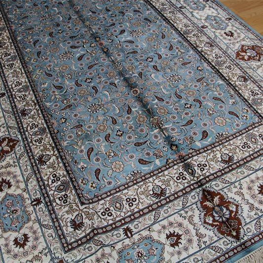 di lusso 6x9ft annodati a mano di seta tappeti persiani prezzi ...