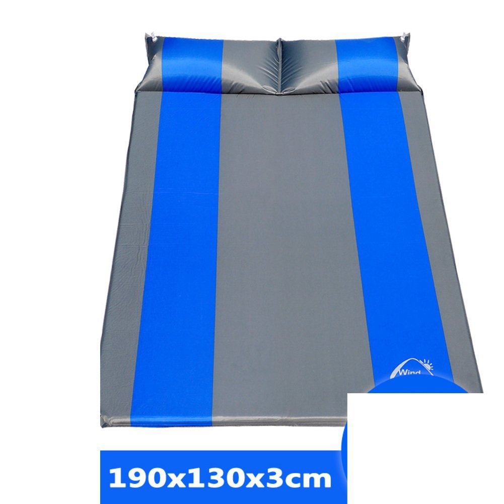 outdoor inflatable cushions/ dampproof mat/Double automatic inflatable cushions/ portable tents sleeping pad/ picnic mat