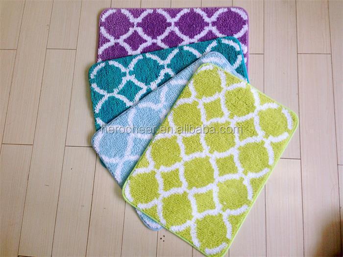 Badkamer Tapijt Badmat : Luxe huis super microfiber badmat tapijten sneldrogende anti slip