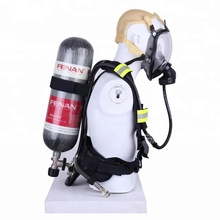 2018 EN137 Approved 6.8L SCBA Breathing Apparatus for Fire Fighting