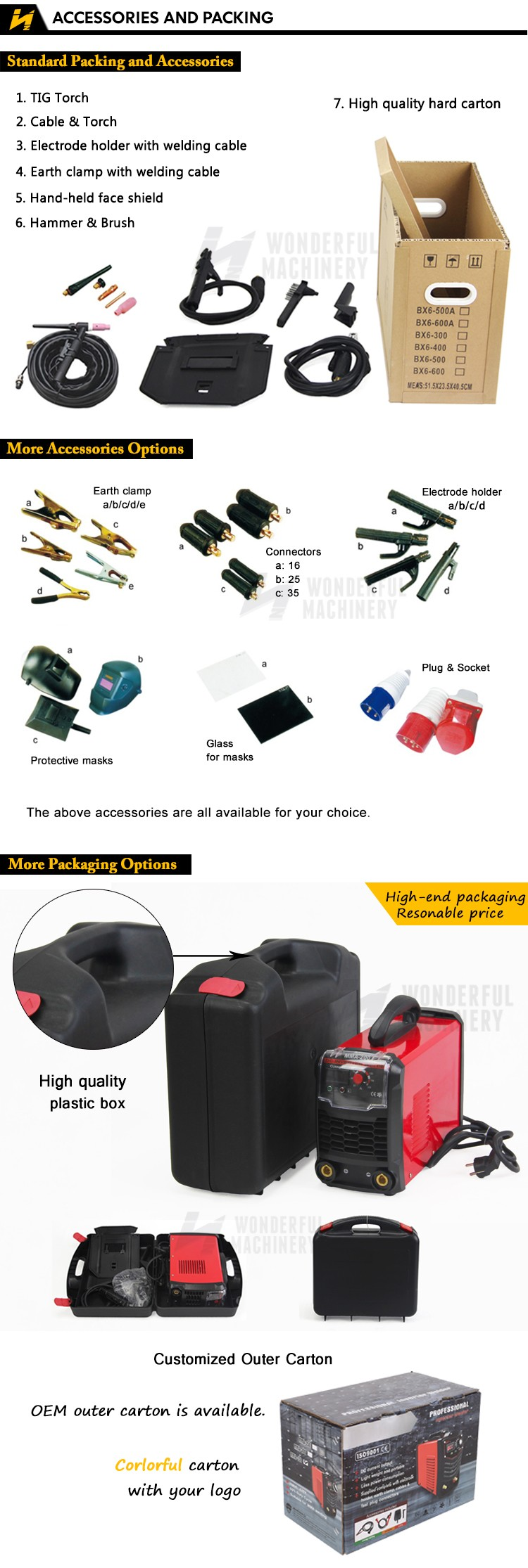 Factory Cheap Price Hot Selling Ws-315 Welding Machine Korea