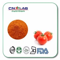Hot sale 100% Natural Tomato Extract Powder Lycopene 5%-98%