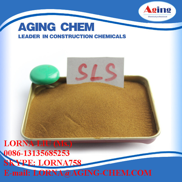 Sodium Lignosulfonate / Lignosulphonate Na Salt HOT LINE: 86-13135685253