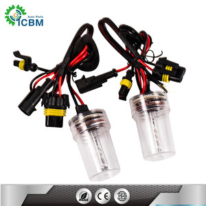 Hot sale customize hid headlights h11 xenon bulb