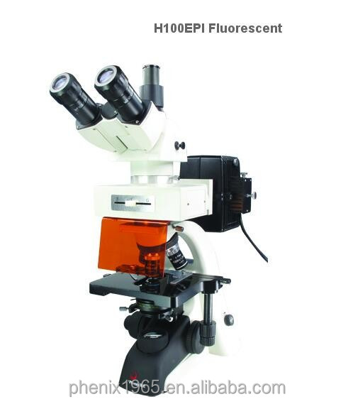 Low price Phenix PH100 fluorescence microscope