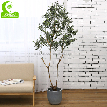 Artificial Plants Olive Trees For Designer Home Decor Buy Artificial
