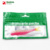 Chinese High Quality Factory Custom Plastic Silver Lure With Zip Lock Bag