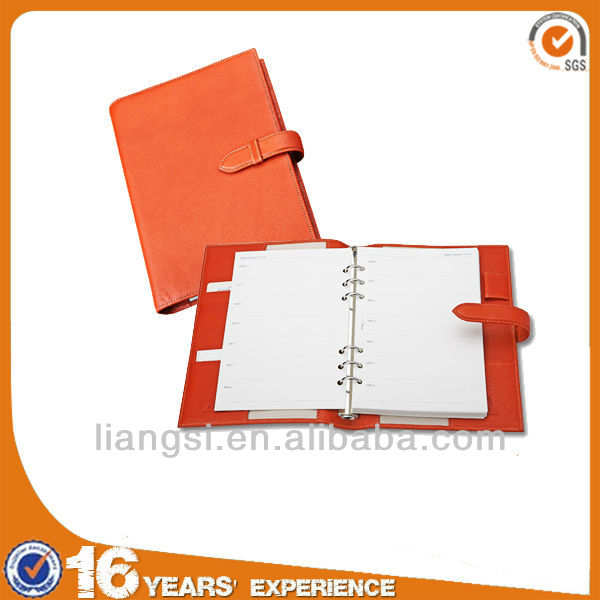PVC binder cover designs for hard cover binder