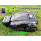 2018 Newest Wireless WIFI SMARTPHONE APP Control Water-Proof Charger Intelligent Robot Lawn Mower S520