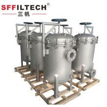 Popular High Quality Best Price Liquid Bag Filter Housing