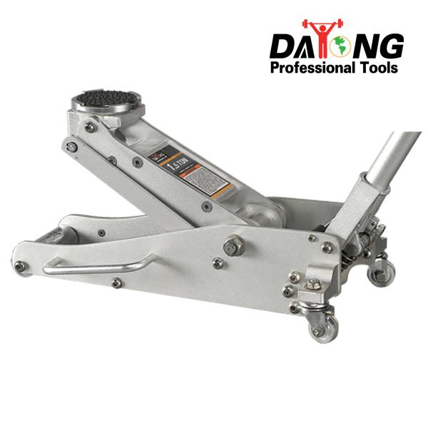 1.5 Ton 3000 Lb Aluminum Racing Car Auto Floor Jack Low Profile Rapid Pump Lift