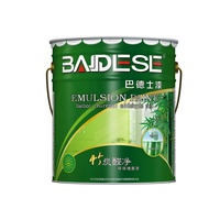 Wholesale SGS nice quality building wall washable acrylic paints