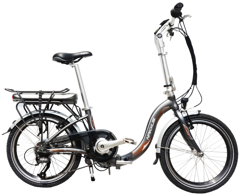 20 inch Portable electric folding bike / electric folding bicycle / small folding e bike