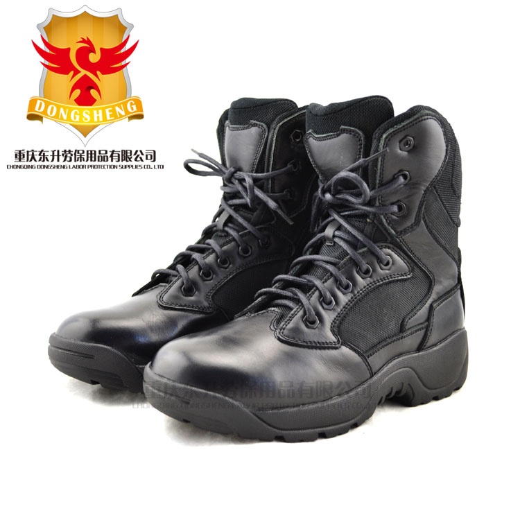 High quality anti-slip waterproof military tactical <strong>boots</strong> with Steel Toe Insert safety <strong>boots</strong> lightweight