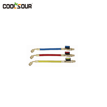 Coolsour Cheap Air Conditioner Parts Refrigerant Charging Hose for Air Condition R134A