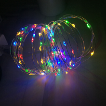 Hot Sale Harga 200 Solar Fiber Optic 12 Mm RGB Lampu Pixel LED String