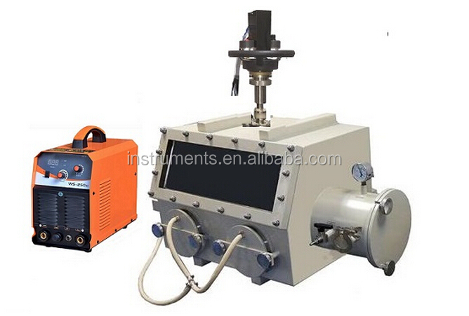 Cost-effective Electric Argon Plasma Vacuum Arc Melting System Furnace nanotechnology research equipments
