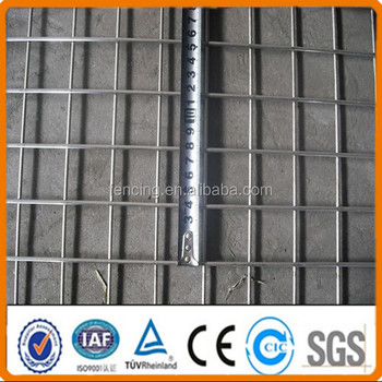 50 X 50mm Galvanized Steel Wire Mesh Panels - Buy Steel Wire Mesh ...