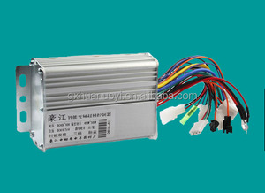 12 volt / 36V/48V 500W/800W/1000W Electric Scooter Bike Brushless cd Motor speed Controller