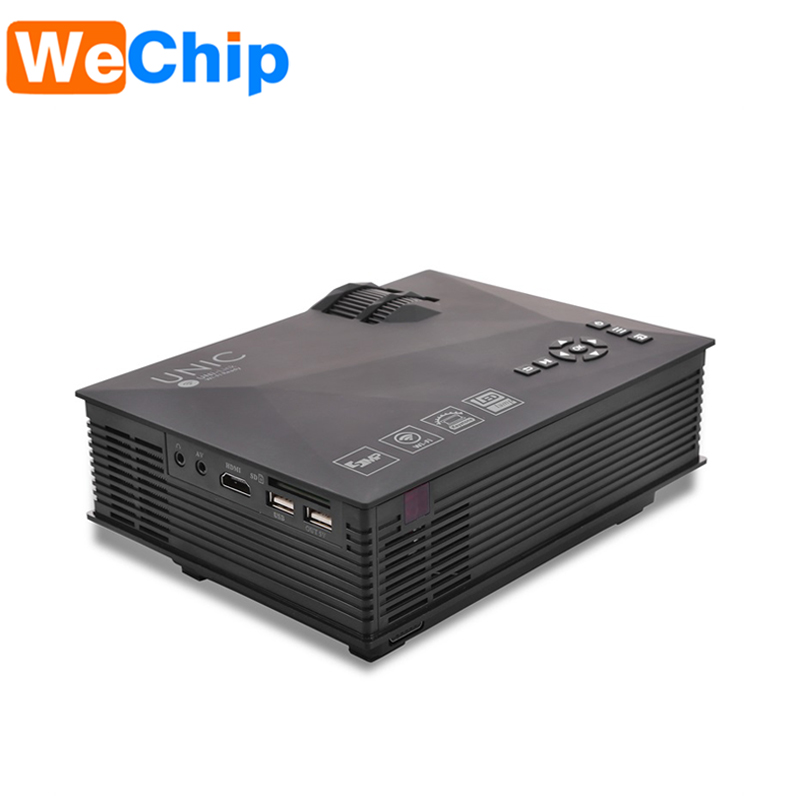 UC46 cheapest high brightness competitive home theater LED projector 2000 lumens LCD projector