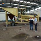diamond and gold trommel washing equipment/plant