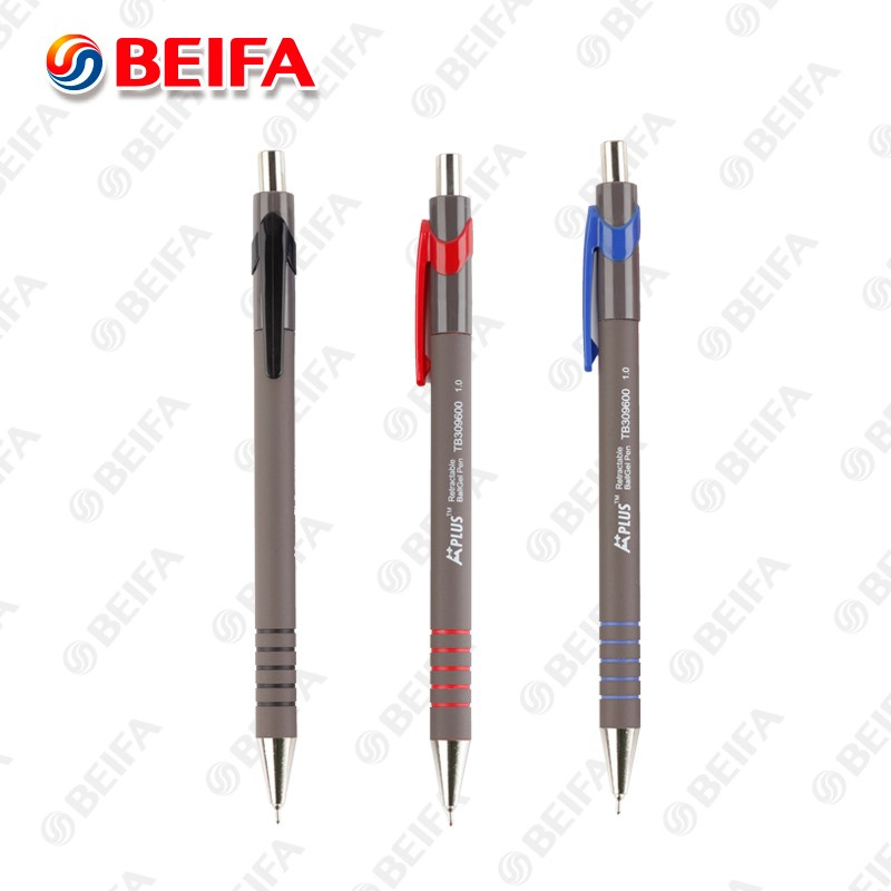 TB309600 Beifa Brilliant Color Feature Ballpoint Pen