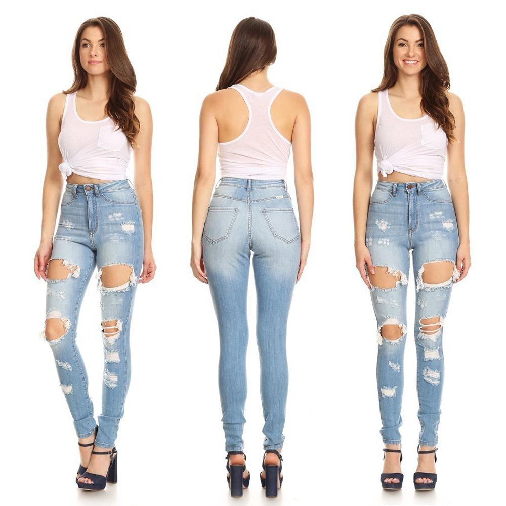 De Moda Barato Etiqueta De Logotipo Privado Ropa Coreana Filipinas Prendas De Vestir Damas Pantalones Vaqueros De 2016 Mujeres Buy Vaqueros Mujer Ropa Coreano Pantalones De Jeans Para Mujer 2016 Mujeres