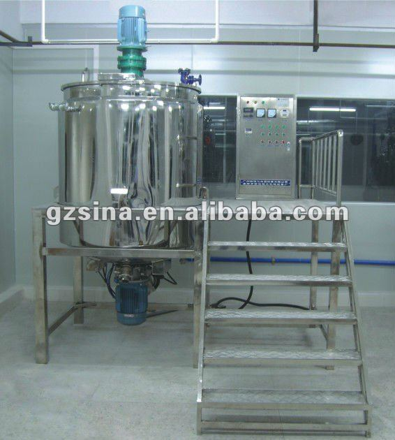 2017high quality hot sale three layer 2 ton ingredient mixer