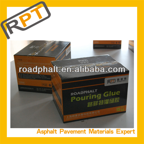 ROADPHALT asphaltic concrete crack sealer material