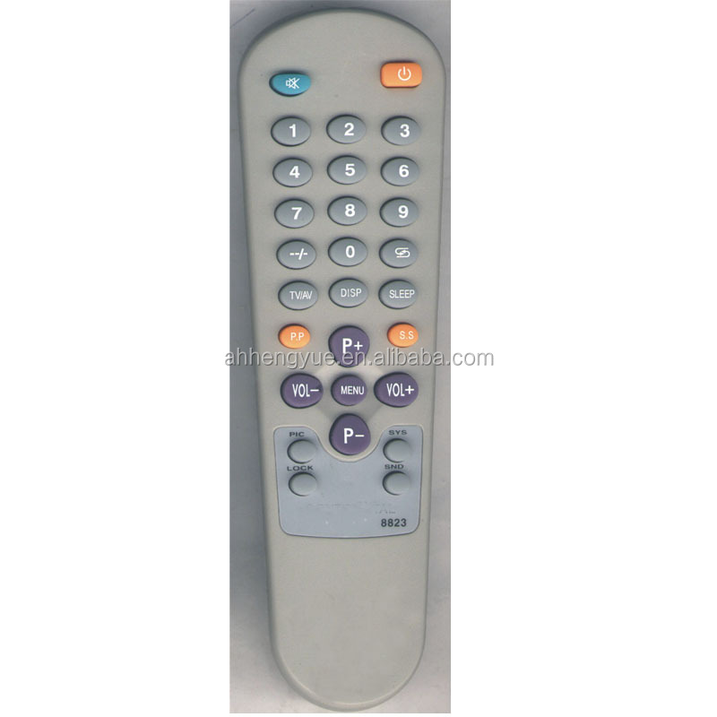 tv remote codes TV remote control receiver for CONTINENTAL 8823