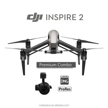 DJI Inspire 2 RC Drone Premium Combo including Zenmuse X5S 5.2K Camera CinemaDNG and Apple ProRes Activation Key