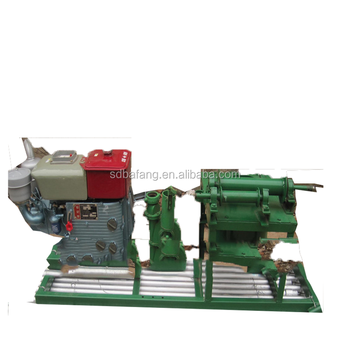 Wide spread used water well drilling machine