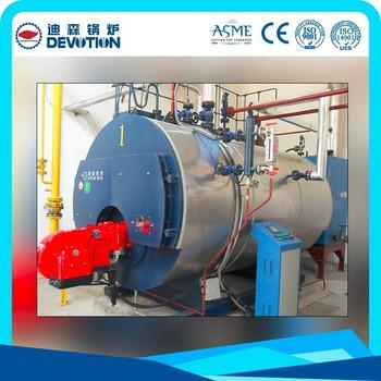 0.5ton To 20ton Multi Purpose Oil Gas Fired Industrial Boiler ...