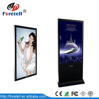 55 LCD Media Player Advertising Digital Signage on sale
