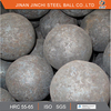 Mining forged steel ball with good wear resistance
