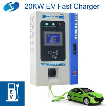 Ev Dc Fast Charge Station For Electric Car With Chademo Quick