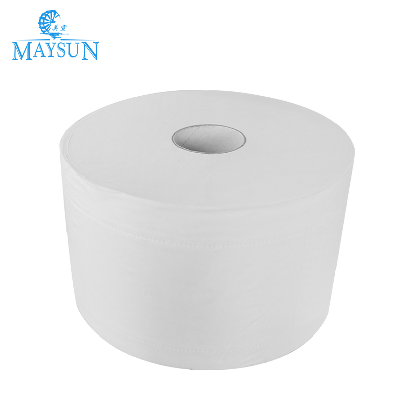 Manufacturer Supplier Wholesale Price Toilet White Tissue Paper Roll