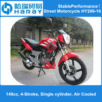 150cc, 200cc, 250cc motorcycle Up to Your Choice! Street Motorcycle HY200-16