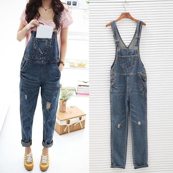 Women Denim Baggy Jeans Women Denim Baggy Jeans Suppliers and
