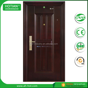 Kerala Front Door Designs Photo Steel Single Main Design White Gate Security