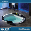 HS-B654 white water massage bathtub/bath drop in/acrylic insert bathtub