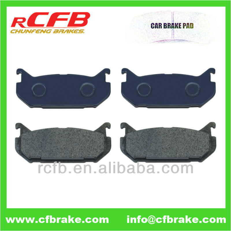 CAR BRAKE PAD FOR MAZDA 626(GE),MX-6(GE6),XEDOS 6/EUNOS 500(CA12)